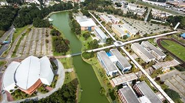 Universidade Positivo está entre as instituições mais sustentáveis do Brasil