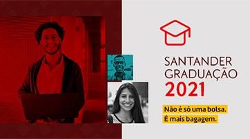 Programa Santander Graduação disponibiliza bolsas para alunos da Cruzeiro do Sul Educacional