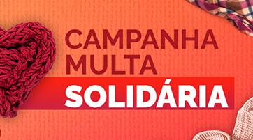 """Cruzeiro do Sul Educacional realiza campanha """"Multa Solidária"""" em seu Sistema de Bibliotecas e arrecada agasalhos, roupas e cobertores"""