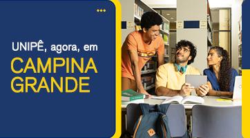 Cursos de Educação a Distância do Unipê chegarão em breve à Campina Grande