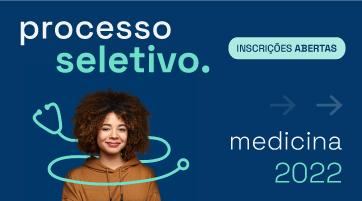Estão abertas as inscrições para o Processo Seletivo de Medicina 2022
